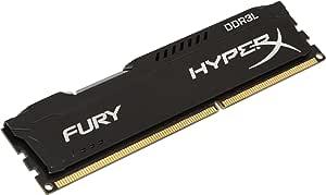 Kingston Technology HyperX FURY 8GB 1866MHz DDR3L CL11 DIMM 1.35V Low Voltage Desktop Memory HX318LC11FB/8