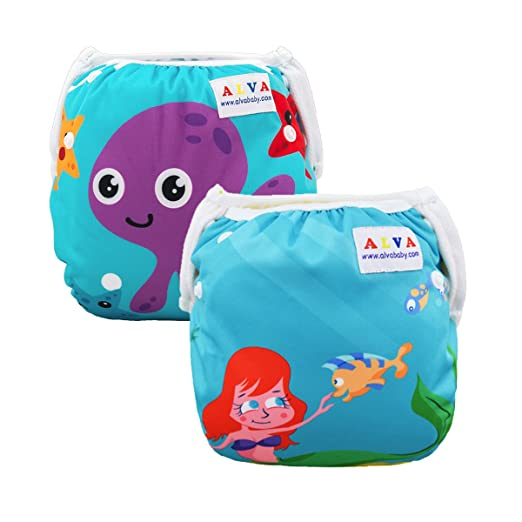 $8.99 SHIPPED - Swim Diapers 2...