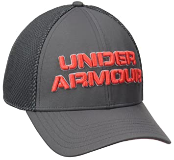def49758d26 Under Armour Men s Training Mesh Stretch Fit Cap  Amazon.ca  Sports ...