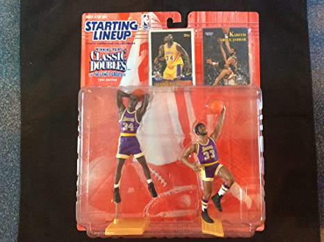 new arrival cf935 ab9ee SHAQUILLE O NEAL   LOS ANGELES LAKERS   KAREEM ABDUL-JABBAR   LOS ANGELES