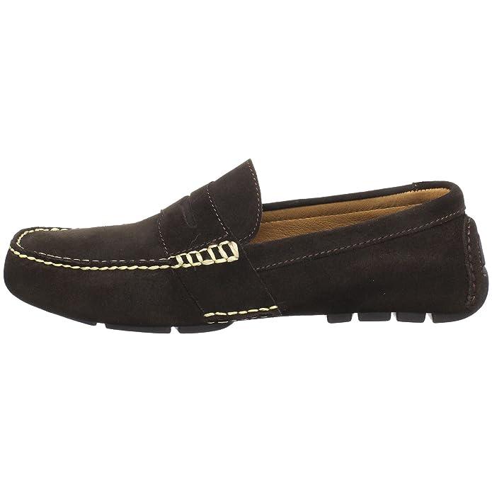 43958ef5d3 Polo Ralph Lauren Hombres de Telly Penny Loafer: Amazon.es: Zapatos y  complementos