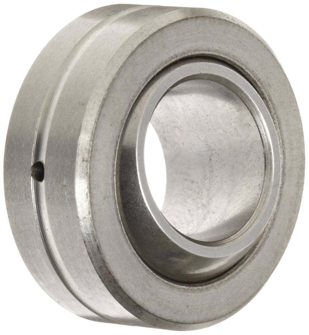 3//4 OD Sealmaster SBG 5SS Two-Piece Precision Spherical Bearing 5//16 Bore 3//8 Inner Ring Width 0.281 Outer Ring Width 3//4 OD 3//8 Inner Ring Width 0.281 Outer Ring Width Regal