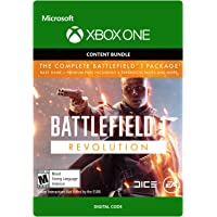 Battlefield 1: Revolution for Xbox One by Microsoft [Digital Download]