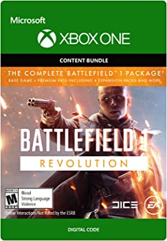 Battlefield 1: Revolution for Xbox One [Digital Code]