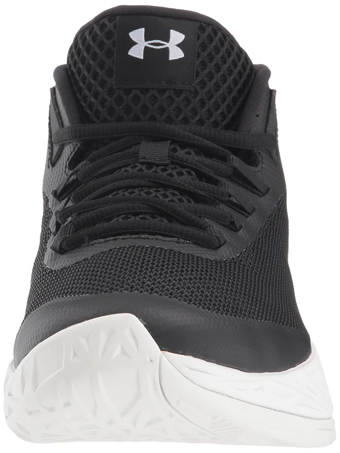 Man's/Woman's Under Armour Men's Black/Steel/White Jet Mid Basketball Shoe, Black/Steel/White Men's Practical and economical Beautiful appearance professional design GB25445 440c72