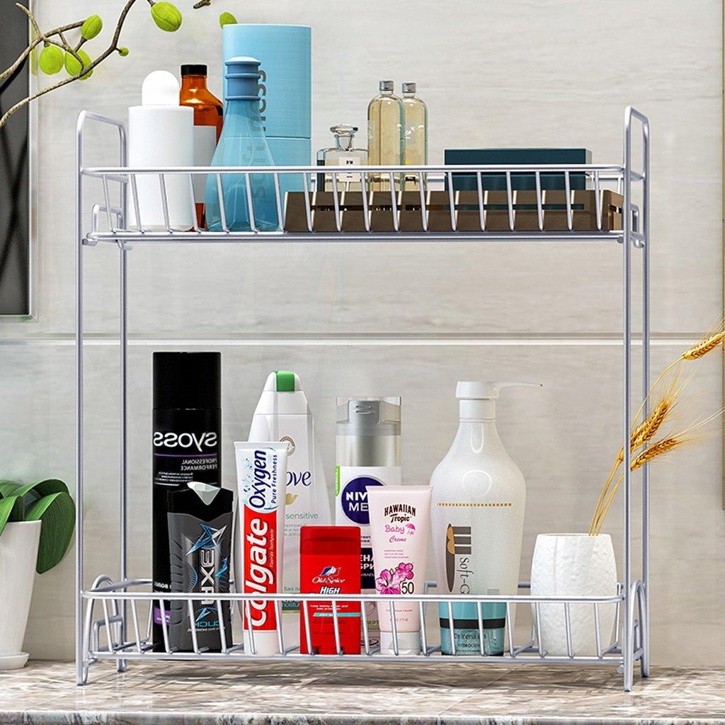 Amazon.com: LPYMX Kitchen shelf, floor-to-ceiling shelf bathroom ...