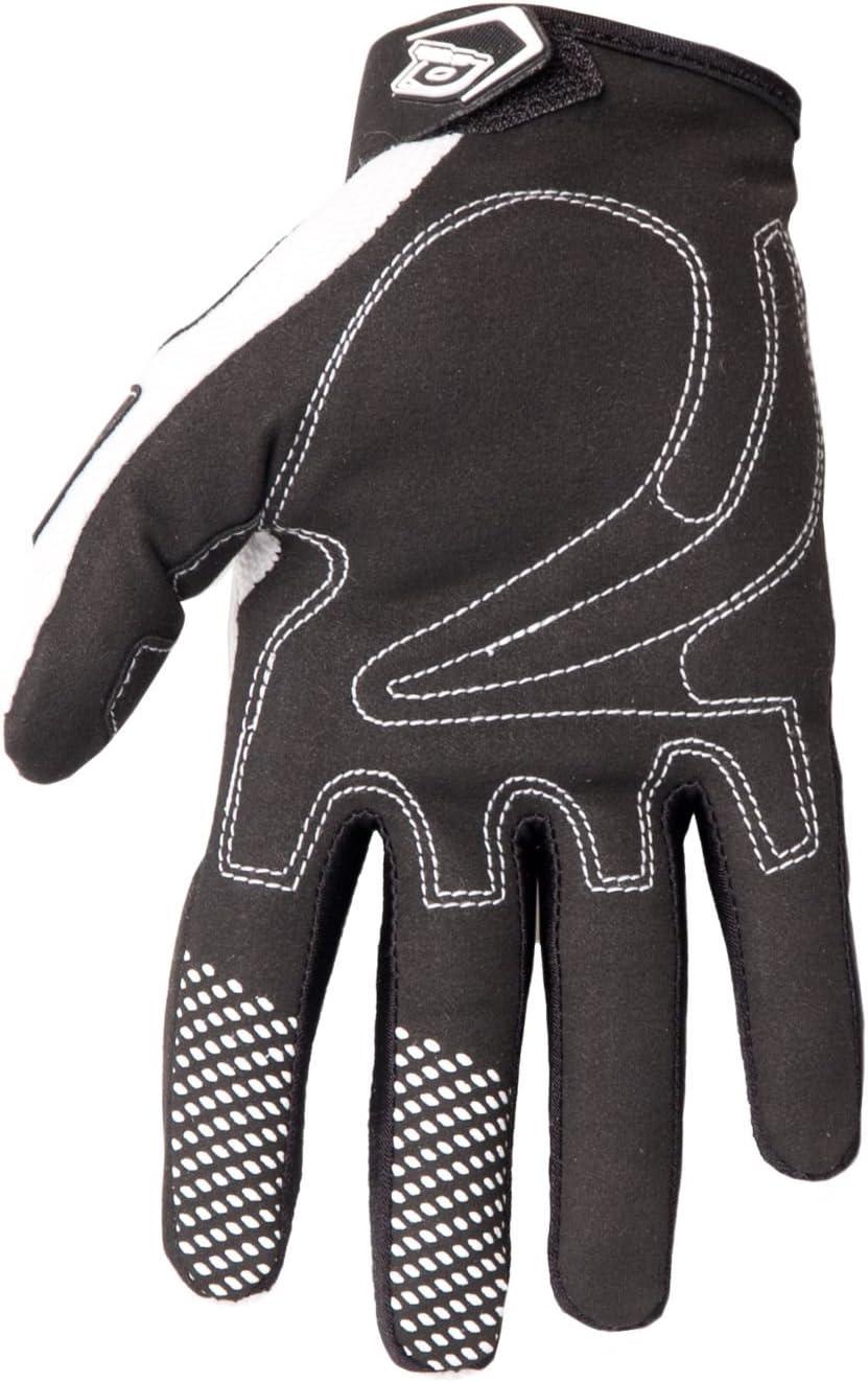 ONEAL Unisex Handschuhe Element Racewear Wei/ß