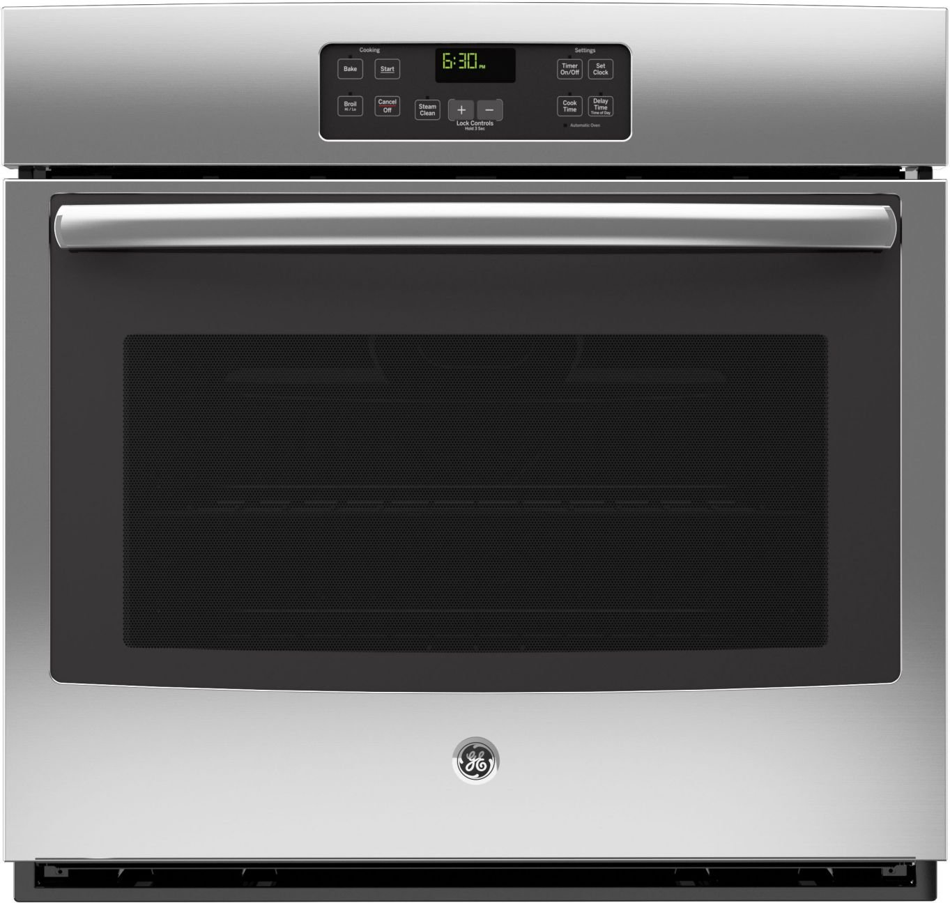GE JT1000SFSS 30'' Stainless Steel Electric Single Wall Oven