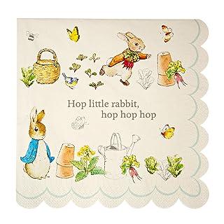 Meri Meri Peter Rabbit Large Napkins AX-AY-ABHI-64901