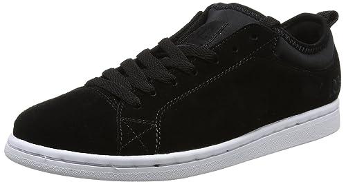 Dc Shoes Magnolia Se, Zapatillas para Mujer, Negro (Black/White), 40 EU: DC Shoes: Amazon.es: Zapatos y complementos