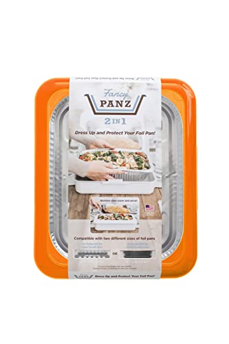 Fancy Panz 2-In-1 USA-Made Portable Casserole Carrier
