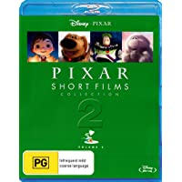 Pixar Short Films Collection Vol.2 (Blu-ray)