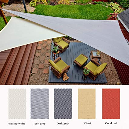 3x4M Outdoor Sun Shade Sail Garden Patio Sunscreen Awning Canopy Screen UV Block