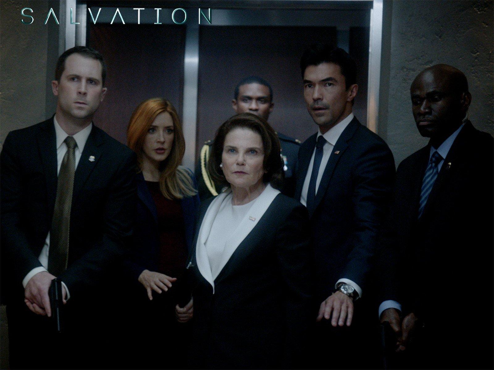 Amazon com: Watch Salvation, Season 1 | Prime Video
