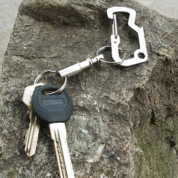 Pixnor Détachable Pull Apart porte-clés porte-clés (paquet de 10)   Amazon.fr  Sports et Loisirs e891c21f1a3