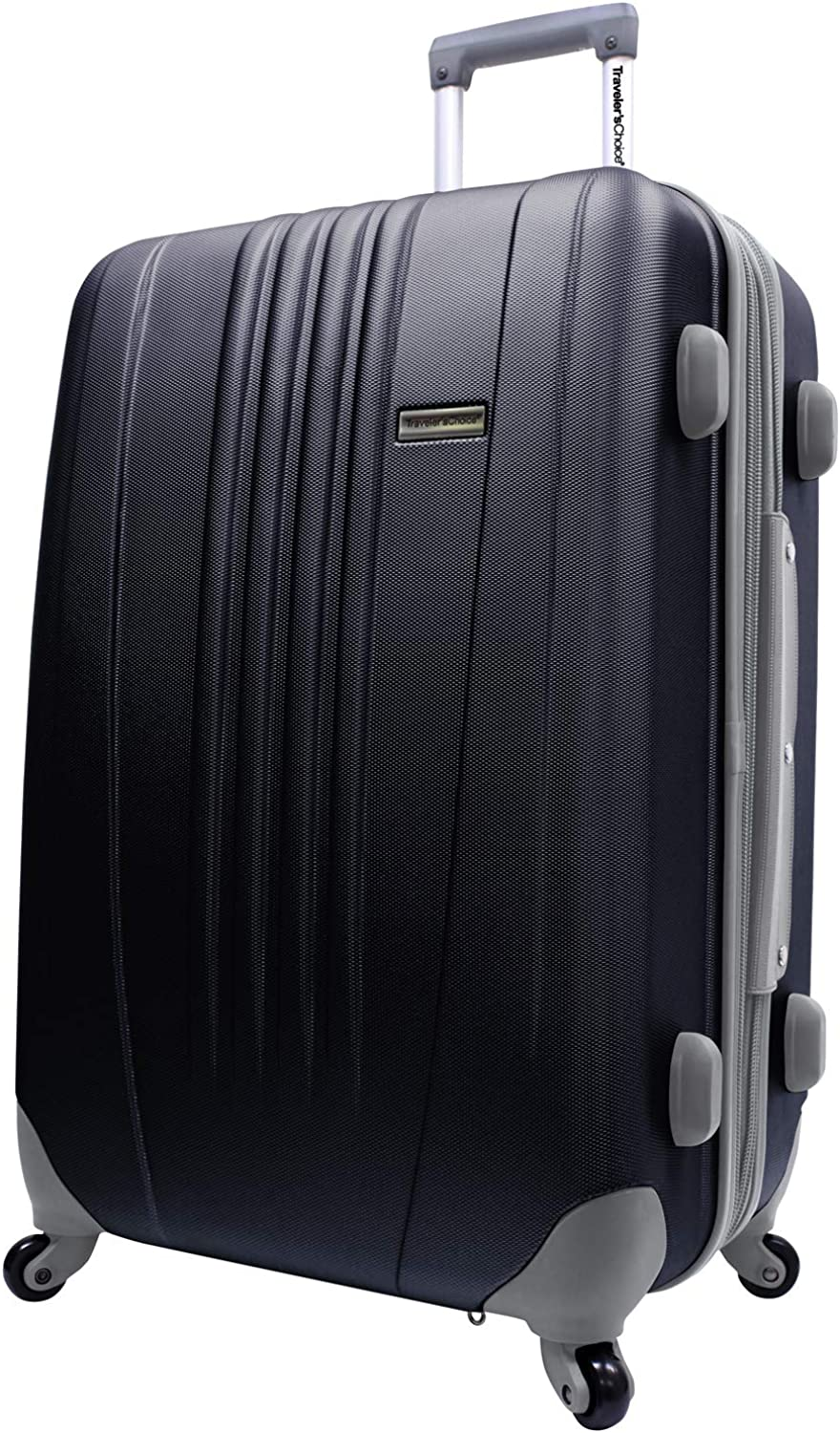 Traveler/'s Choice Toronto 25 Expandable Hardside Spinner Luggage