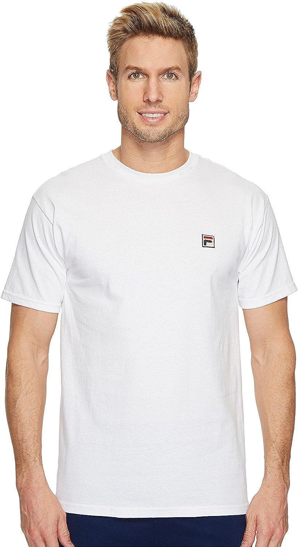 15bb0785f7e77 Amazon.com  Fila Men s F Box T-Shirt  Clothing