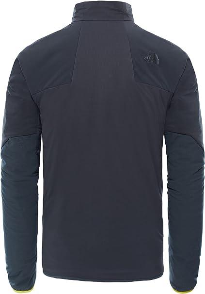 North Face M VENTRIX Jacket - Chaqueta, Hombre, Gris - (ASPHLGRY/ASPHLGRY