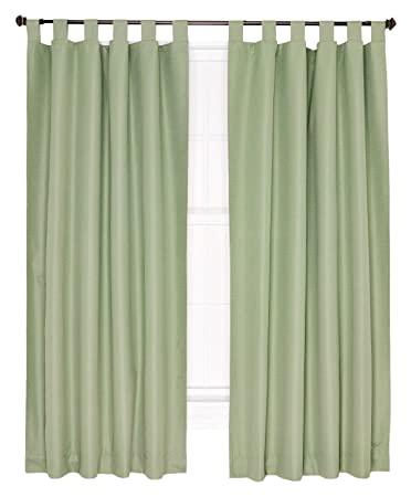 Curtains Ideas buy insulated curtains : Amazon.com: Ellis Curtain Crosby Thermal Insulated 80 by 63-Inch ...