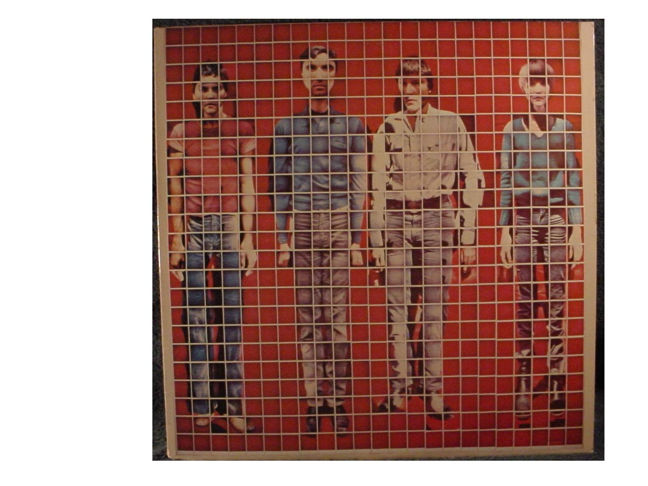 Talking Heads MORE SONGS ABOUT BUILDINGS AND FOOD - Sire Records 1978 - USED Vinyl LP Record - 1978 Pressing MASTERDISK - Take Me To The River - The Big Country - Stay Hungry - The Good Thing