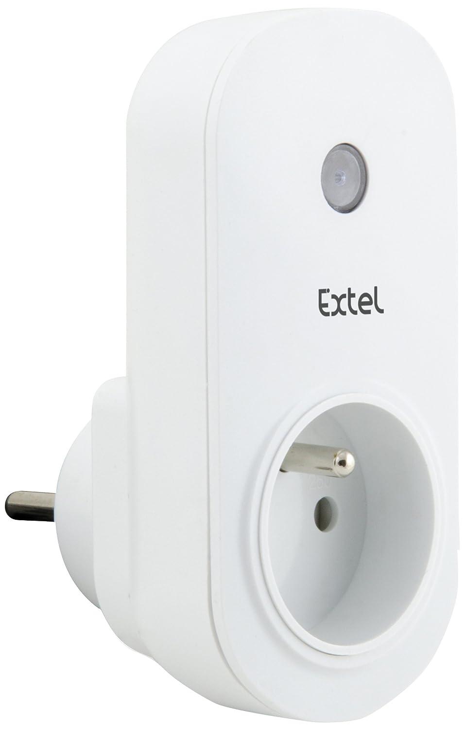 Extel 763209 EASY DOMO 210 Blanc 38