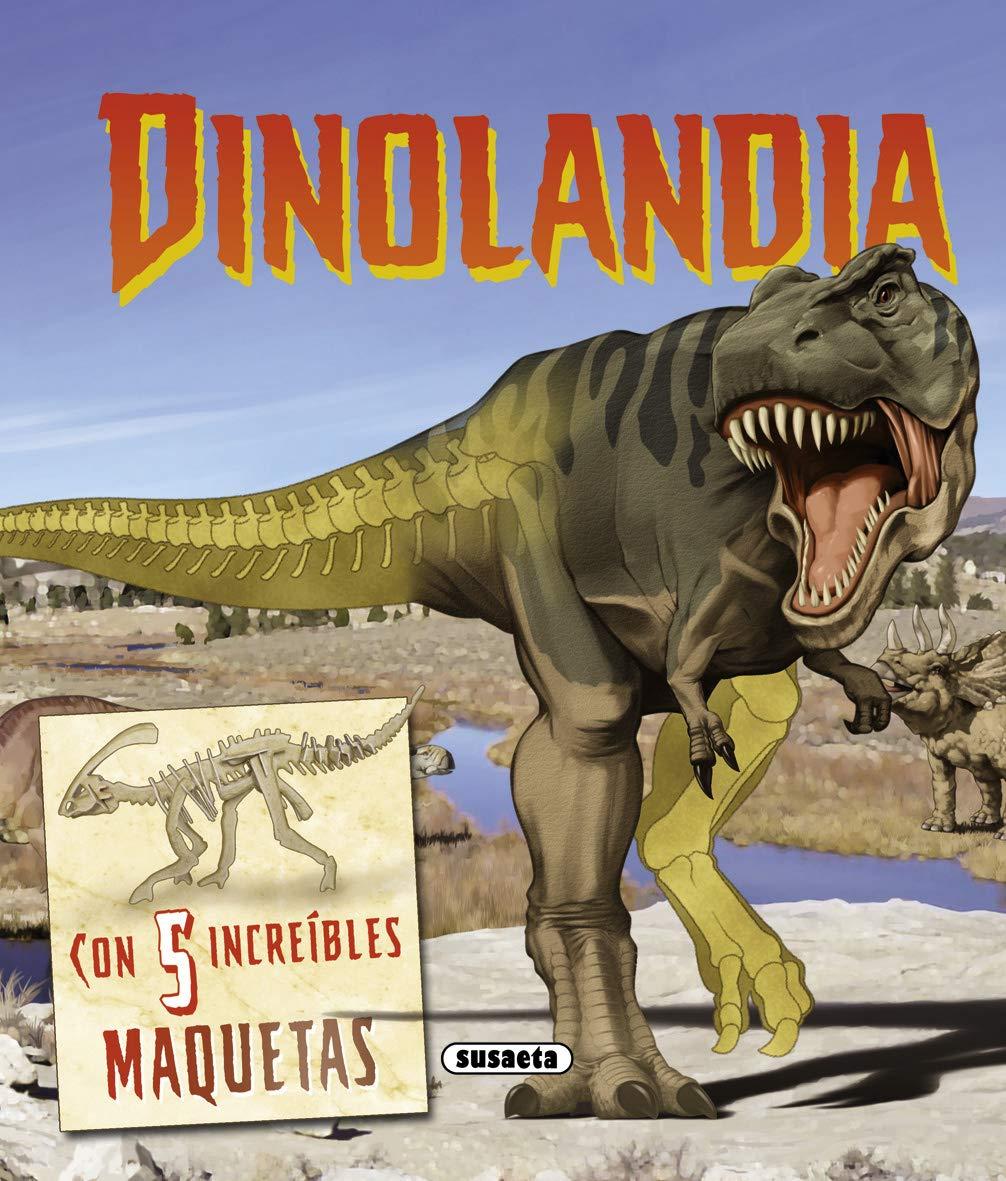 Dinolandia (Spanish Edition): Claire Bampton: 9788467716030 ...