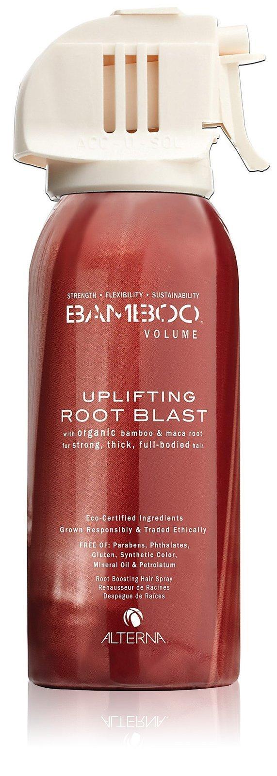 Pokupki customer account login/downloader - Alterna Bamboo Volume Uplifting Root Blast By Alterna For Unisex 2 2 Oz Hair Spray