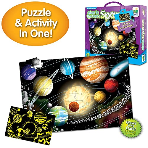 Learning Journey: Glow in The Dark Space