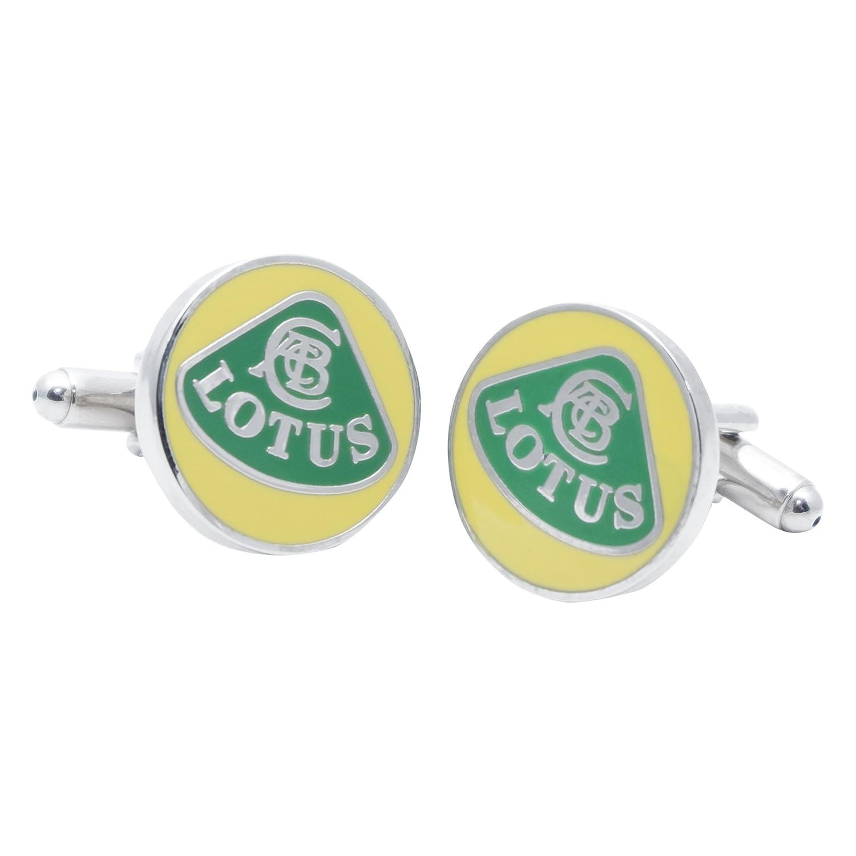 Lotus Cufflinks in Gift Box Autocuffs 4
