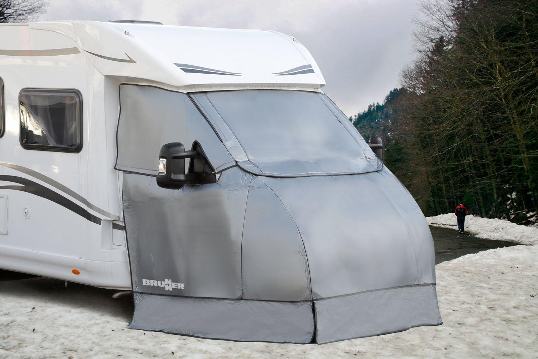 Brunner Fahrerhaus Außen Thermomatte Isomatte 2 Tlg Ducato Ab Bj 2015 Auto