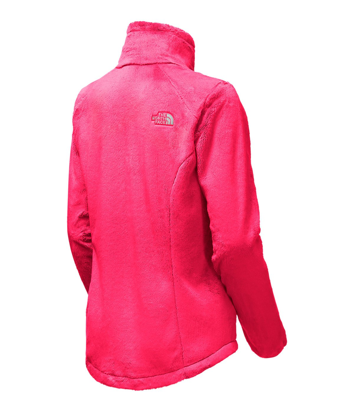 The North Face Women's Osito 2 Jacket Honeysuckle Pink XXL