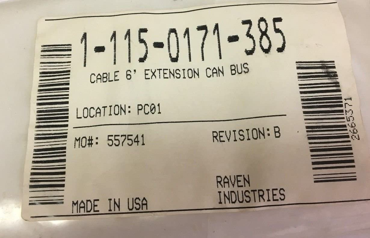 Raven 6 Can Extension Cable 115-0171-385
