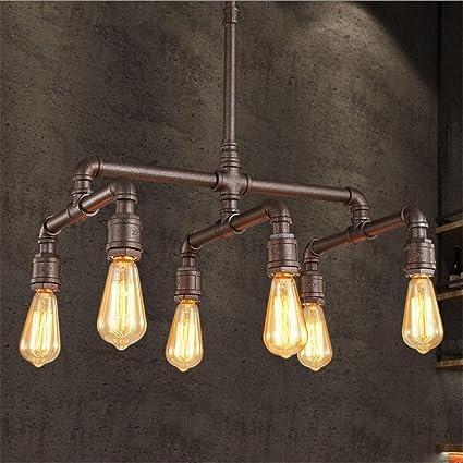 Dkz Iluminacion Interior Arana Lamparas Vintage Industrial Colgante