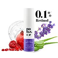 No B.S.Retinol Cream for Face with Hyaluronic Acid and Vitamin E, Retinol Night...