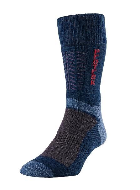 HJ Hall ProTrek hj834 Explorer 42% lana merina Térmico Calcetines para botas de senderismo/disponible en Reino Unido Tallas 3 hasta 13: Amazon.es: Ropa y ...