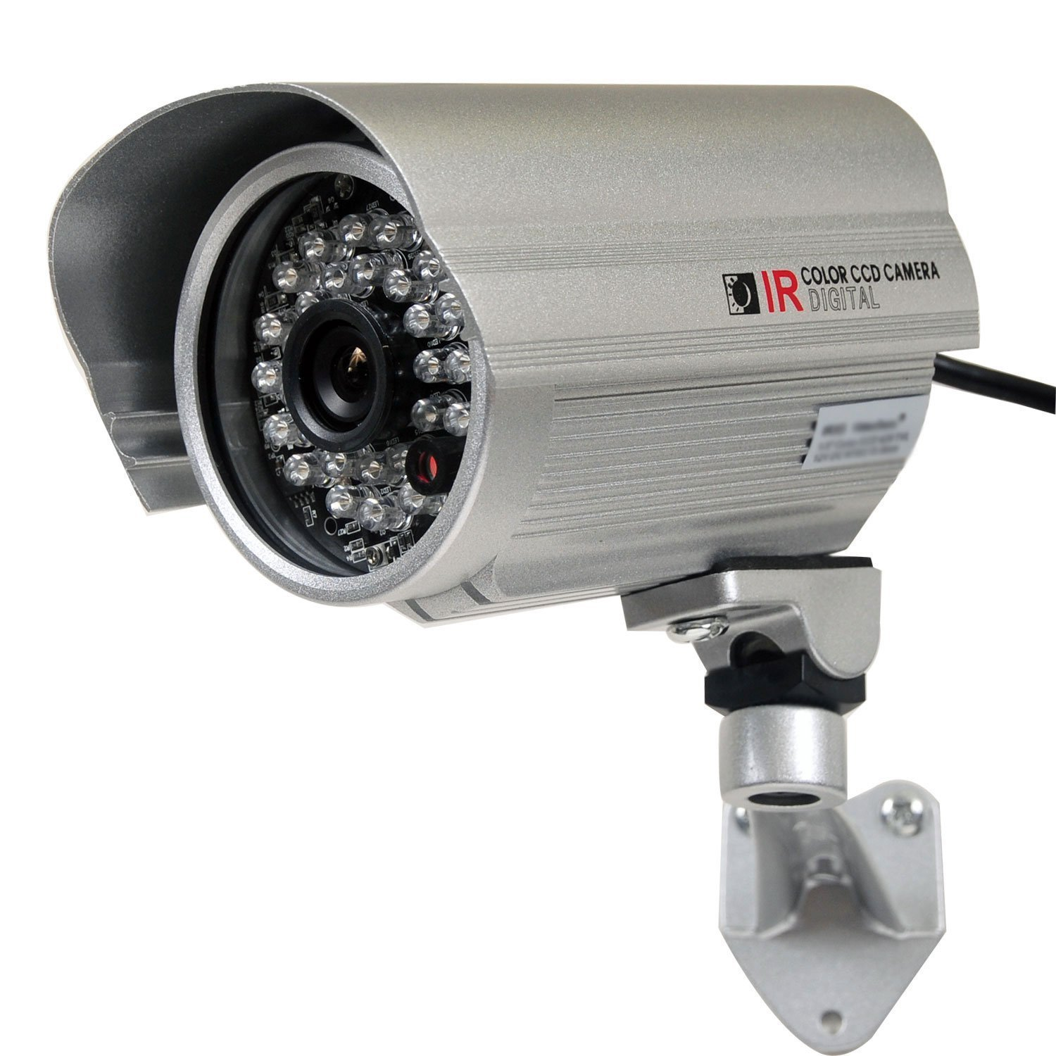 Amazon.com : VideoSecu Bullet Security Camera 700TVL Built-in 1/3 ...