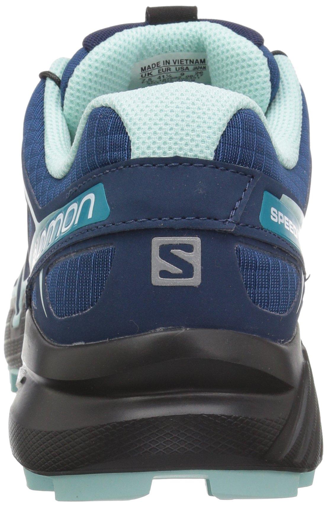 fdbe04a4268 Salomon Women s Speedcross 4 W Trail Running Shoe Poseidon 5.5 M US -  L40243100-Q587-5.5 M US   Trail Running   Clothing
