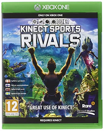 Microsoft Kinect Sports Rivals Xbox One Juego Xbox One Xbox One