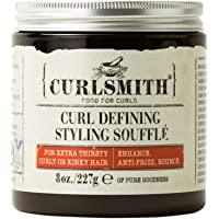 Curlsmith Curl Defining Styling Soufflé - Natural Gel for Wavy, Curly and Coily Hair (227g)