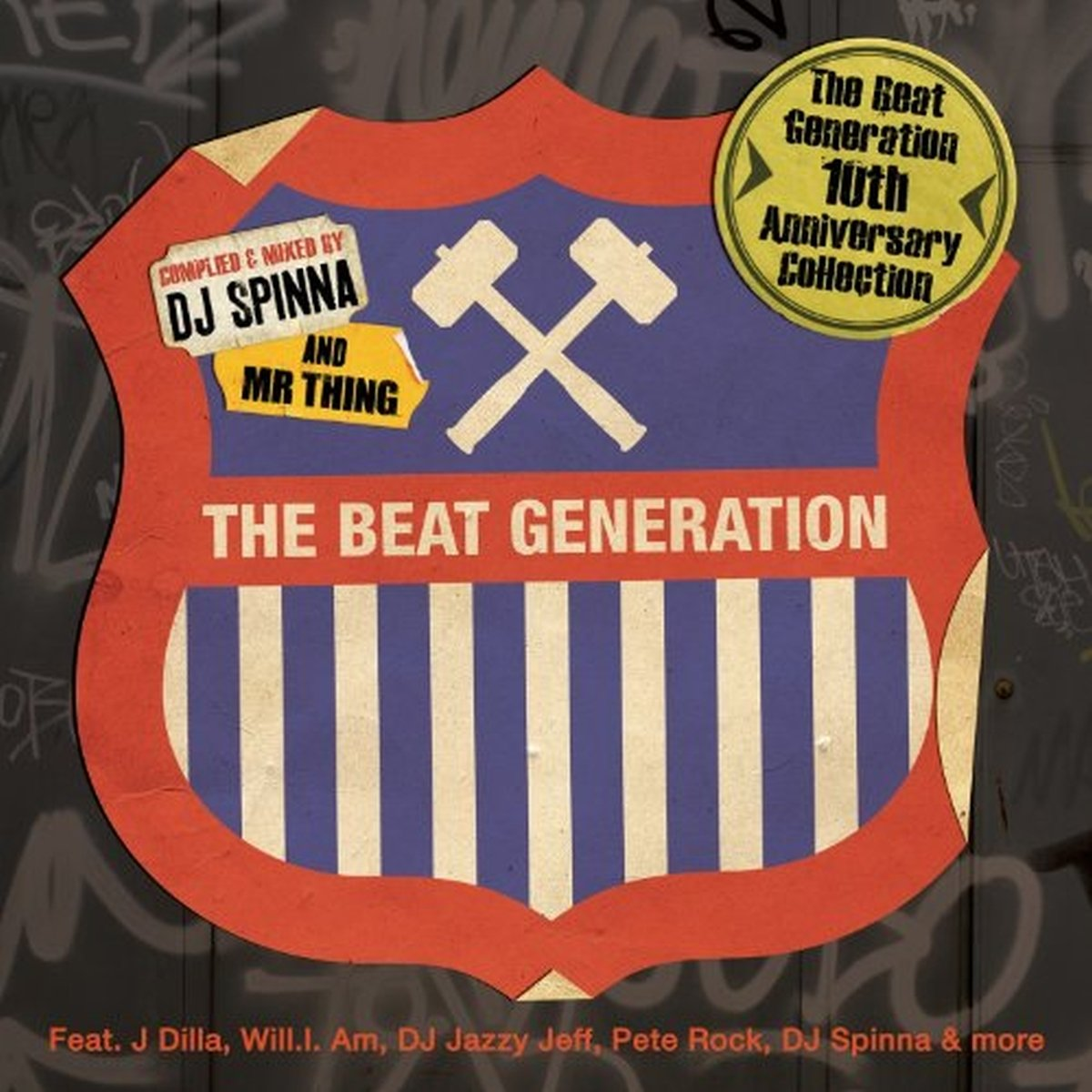 CD : Mr. Thing - The Beat Generation 10th Anniversary Collection (2PC)