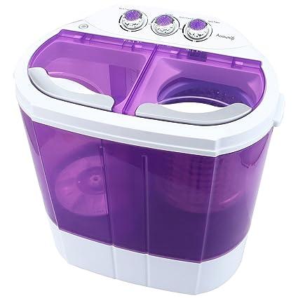 amazon com kuppet mini portable washing machine compact durable