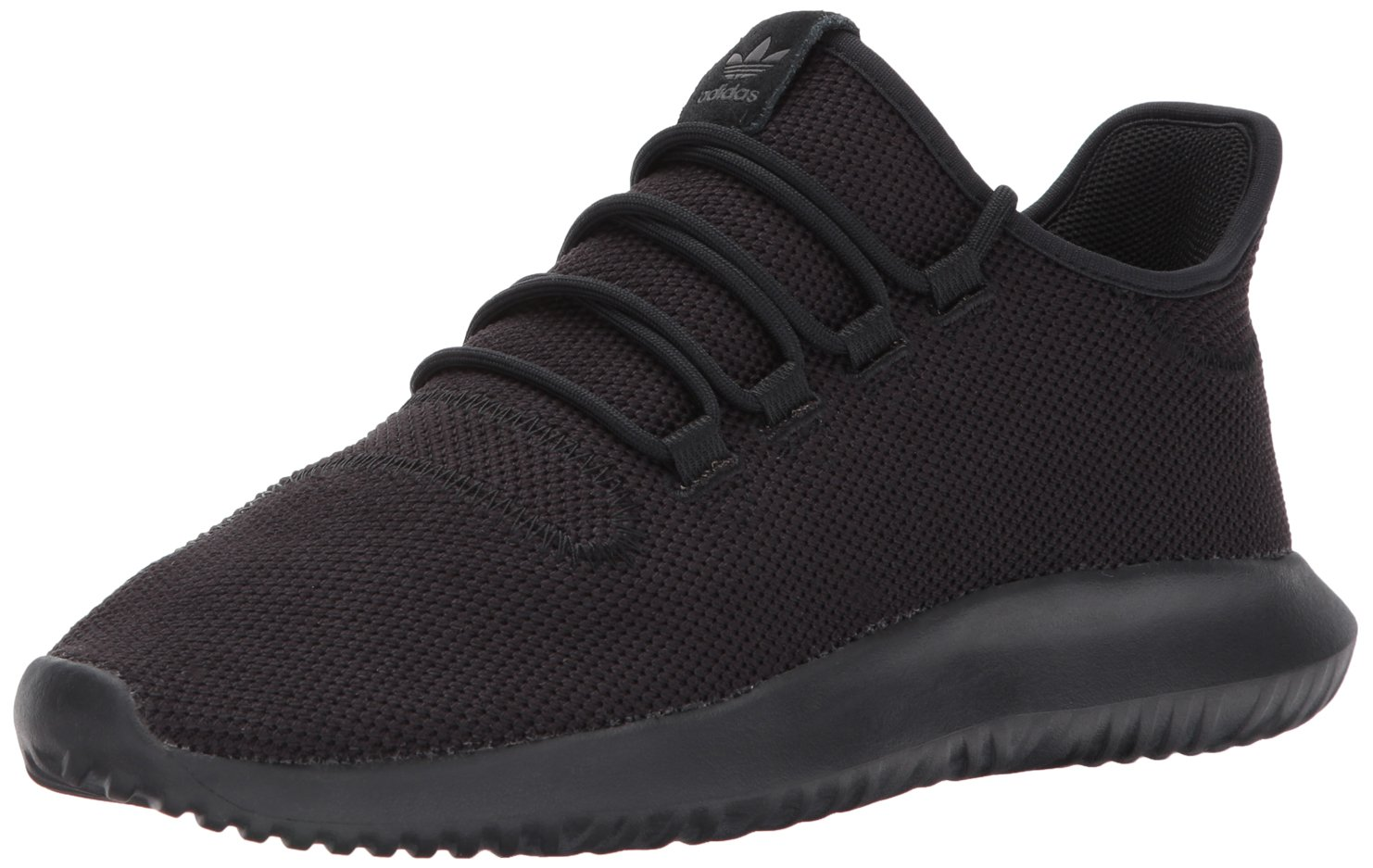 adidas Originals Men's Tubular Shadow Sneaker B01N5F6WEN 8 D(M) US|Black/White/Black