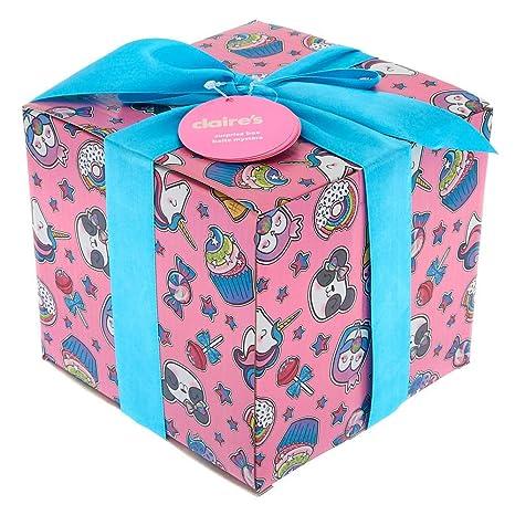 Amazon.com: Claires Girls Claires Surprise Caja de ...