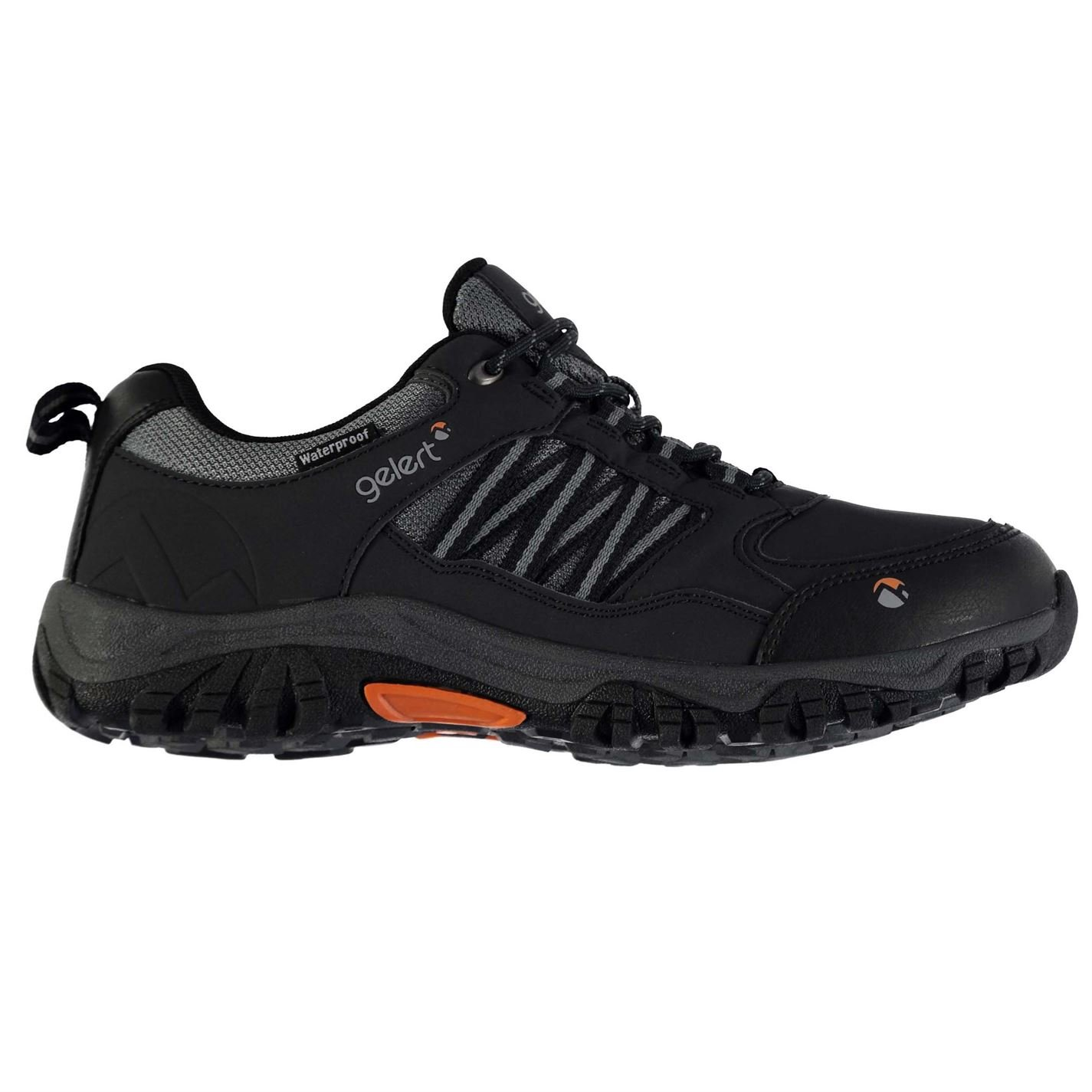 427b436b9b4d3d Gelert Mens Horizon Low Waterproof Walking Shoes Breathable Outdoor Trekking   Amazon.co.uk  Shoes   Bags