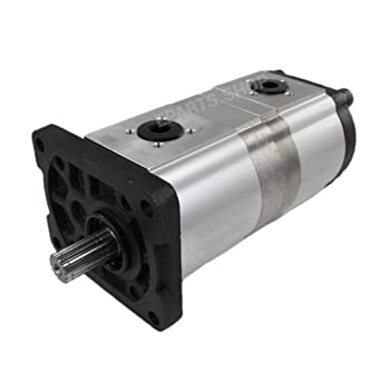 Superb Amazon Com E 3A111 82204 Hydraulic Pump For Kubota M4700 M5400 Wiring Digital Resources Otenewoestevosnl