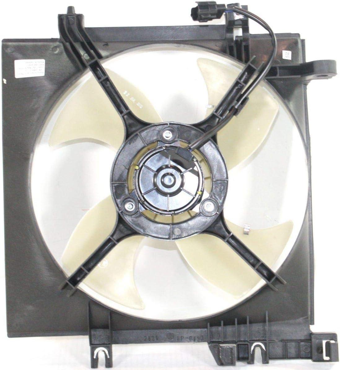 Radiator Cooling Fan For 2005-2014 Subaru Outback 2007-2014 Legacy Left Side