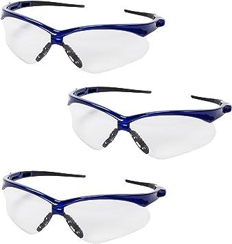 Jackson Safety V30 Nemesis 3 pares Gafas de seguridad