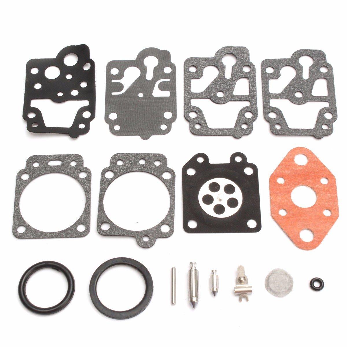 Carburetor Repair Kit Rebuild Tool Gasket Set For Walbro K20-Wyl B077WLQPDH