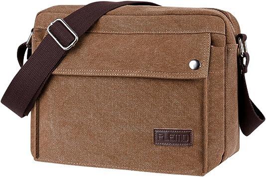 Black MIGGO Style Surfside Slim Briefcase Fits up to 16-inch Laptop Polyester