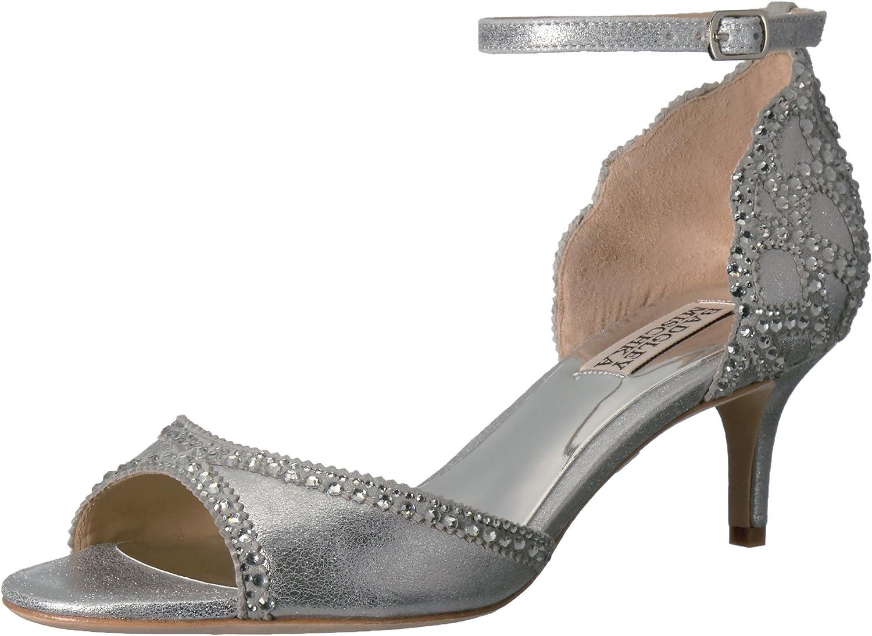 Badgley Mischka Women'S Gillian Dress Sandal